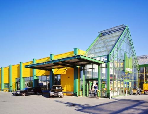 Gewerbe, Marktkauf, Kornkamp Ahrensburg