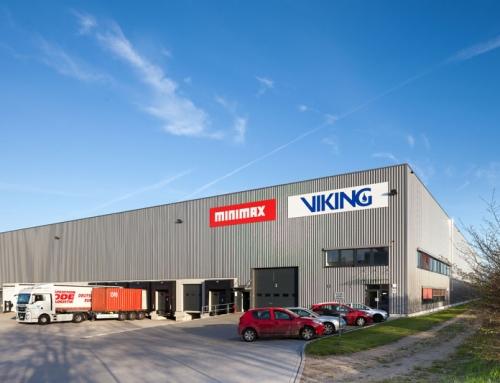 Gewerbe Logistikzentrum Minimax,  Lübeck