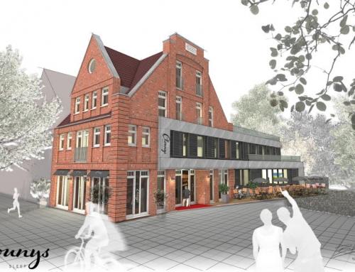 Neubau eines Boutique-Hotels mit Restaurant